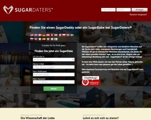 Screenshot Sugardaters.de
