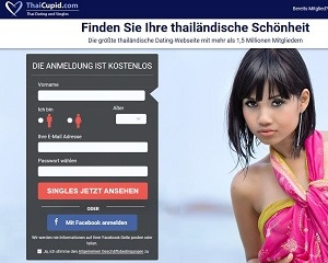 Screenshot ThaiCupid.com