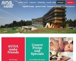 Screenshot Hotel AVIVA (AVIVA Singleresort & Spa)