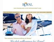 Partnervermittlung royal exclusiv