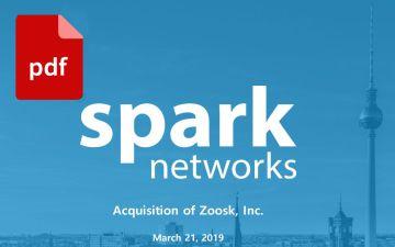 eDarling.de und Spark Networks